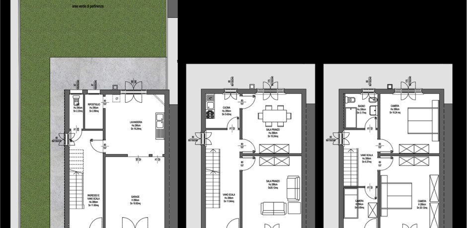 Riqualificazione energetica di casa privata a ferrara da classe g a classe a worma case in - Classe energetica casa g ...