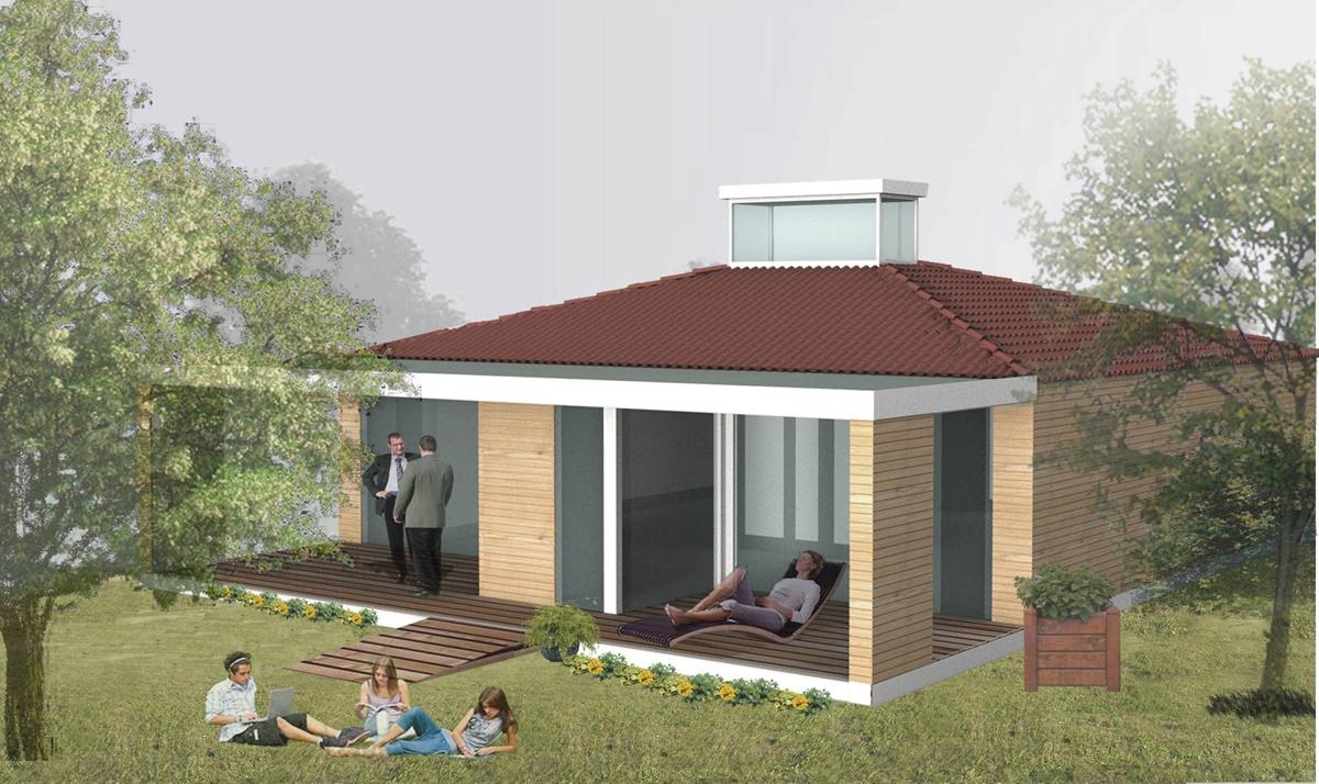 Casa tipo da 100mq - Progetto casa 100 mq ...